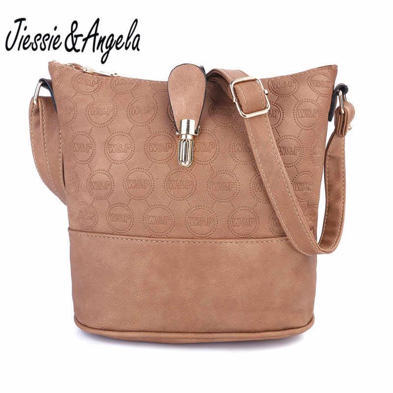 226e01a8c649 Jiessie   Angela новый крест средства ухода за кожей для женщин Сумка  кожаные сумочки Винтаж сумки