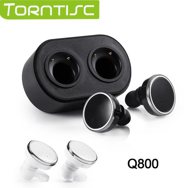 Torntisc Mais Novo Bluetooth 4.1 Estéreo Fones de ouvido Suporte Single/Duplo Fones De Ouvido Emparelhamento com Longa Vida 10 m BT Distância