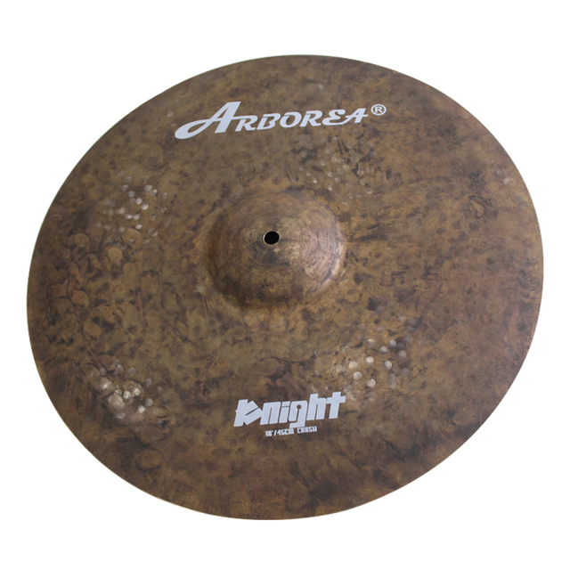 Arborea Knight Series B20 Hand Made Cymbals 18'' Crash+14'' Hihat