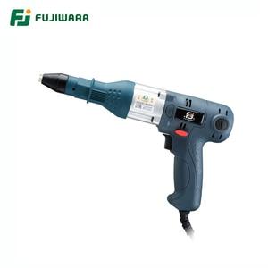 Image 2 - FUJIWARA B Perçin Tabancası Sanayi Sınıfı Elektrikli Perçin Çekirdek Perçin tabancası perçin Aracı çivi tabancası