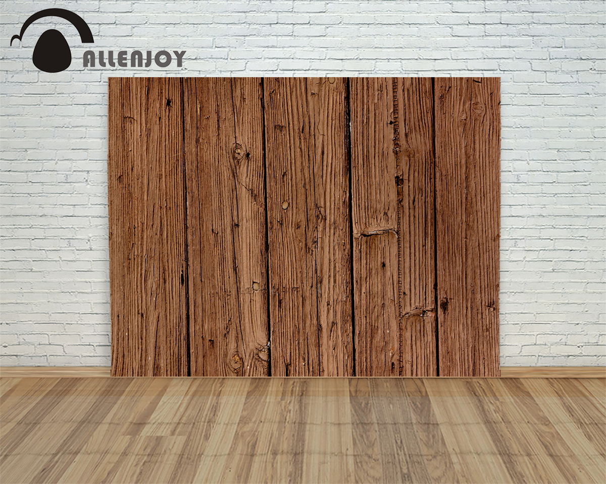 Part coffee color bars wood brick wall backgrounds for photo studio vinyl photography backdrops barton wallpapers фотообои f17303 300х270 см
