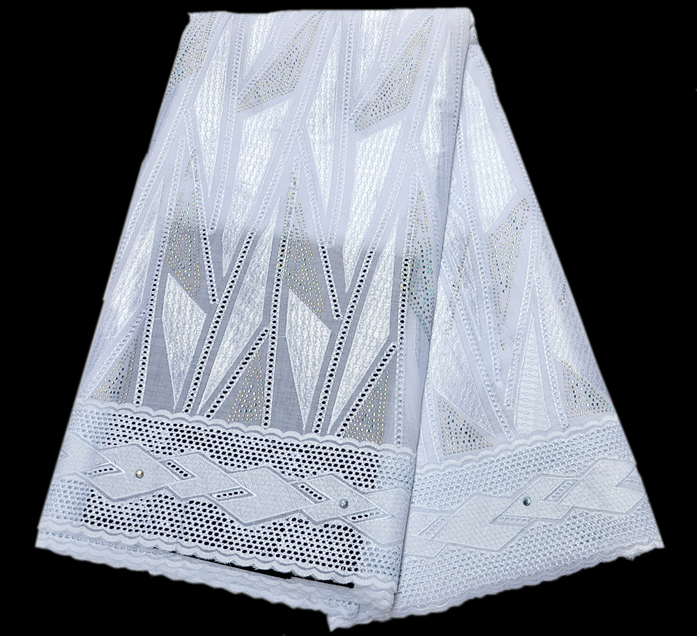 New Fashion White African Lace Fabric Swiss Voile Lace In Switzerland High Quality 2019 Nigerian Lace Fabrics For DressNew Fashion White African Lace Fabric Swiss Voile Lace In Switzerland High Quality 2019 Nigerian Lace Fabrics For Dress