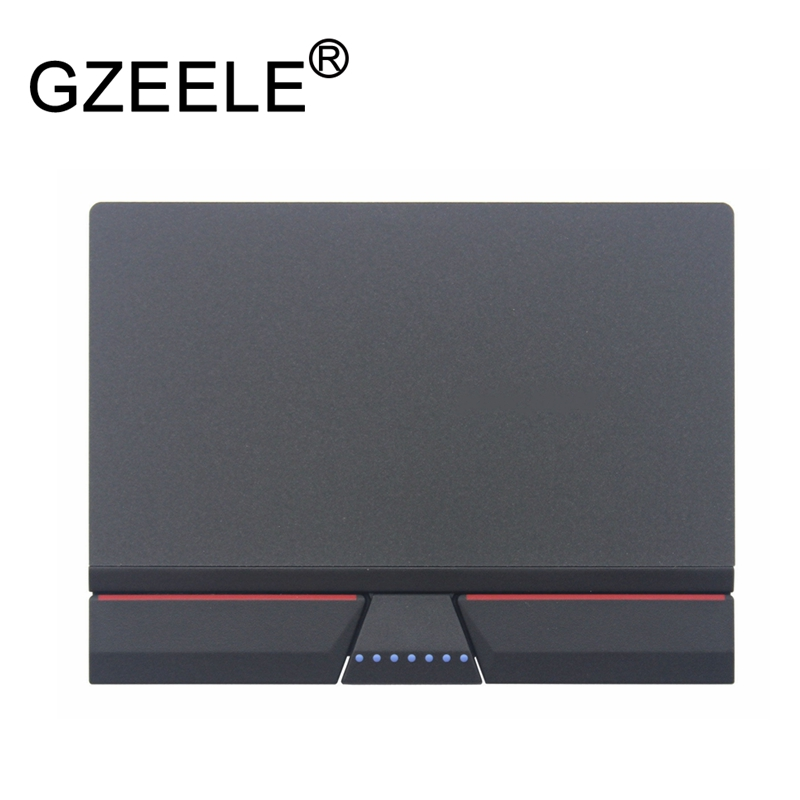 GZEELE NEW For Lenovo For THINKPAD T460 T460P T450S T431S L440 T540 Touchpad Trackpad Three 3 Buttons Key