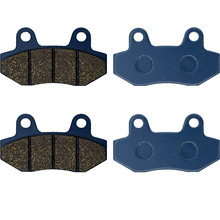 For PEUGEOT Speedfight 3 125 Darkside Iceblade Team 4T 2014-2015 Mad Ass 50 125 2009 2010 2011 SACHS Motorcycle Brake Pads Front