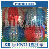 diameter 1.5m/5FT Giant Inflatable Human Bumper Bubble Soccer Ball Sumo Suit Blow Up Toy Made Of Eco Friendly TPU For Adults