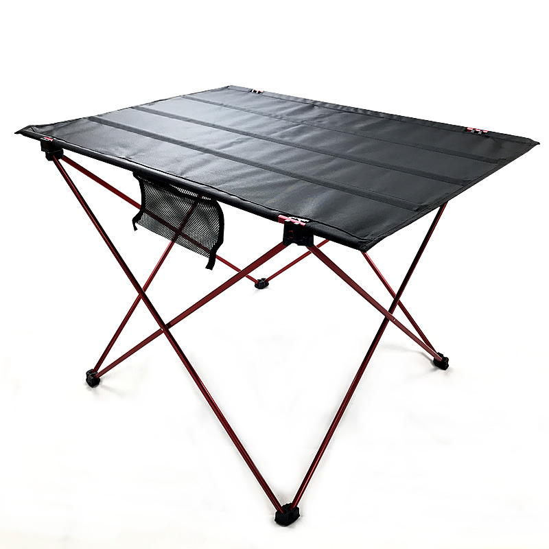 Folding Table Desk Aluminium Alloy Portable Waterproof For Outdoor Picnic Camping Tb Sale Other Bbq Tools