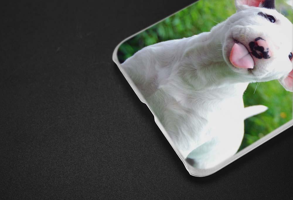 Binyeae бультерьер прозрачный чехол В виде ракушки Для Сяо Mi красный Mi Примечание Mi A1 4X5 5A 4 4A 3 плюс 5x