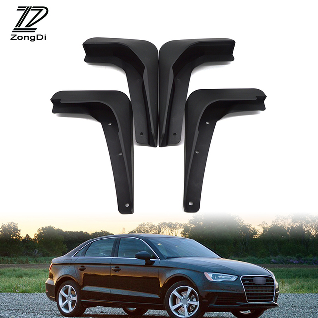 zd car mudflaps fit for audi a3 sedan 2013 2014 2015 2016 rh aliexpress com 2015 Audi A6 Mud Flaps 2015 Audi A6 Mud Flaps