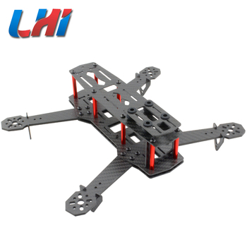 5 v 6 v bec hobbywing rc ubec 3a full shielding antijamming switching regulator new for mini qav250 qav210 270 quadcopter High Quality 3K Full Carbon Fiber Frame 250 FPV Quadcopter Mini Quad Frames Holder For ZMR250 QAV250 RC drone
