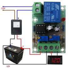 XH M601 Battery Charging Control Power Supply Module Board Charger Power Control Panel Automatic Charging Power Module