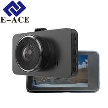E-ACE 3.0 Inch Dvr Car Camera Mini Camcorder Auto Video Recorder Mirror DVR Dash Camera Automotive Carcam Full HD 1080P Dash Cam