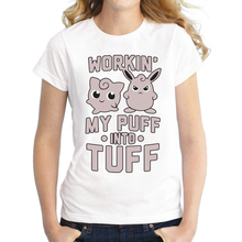 Pokemon Jigglypuff Women T Shirt