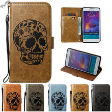Flip Case for Samsung Galaxy Note 4 N910F SM-N910F Phone Case Leather Cover for Galaxy Note4 N910C SM-N910C N910CQ SM-N910CQ Bag