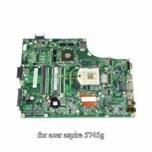 NOKOTION MB. PTY06.001 MBPTY06001 DA0ZR7MB8D0 für acer aspire 5745G laptopmotherboard HM55 NVIDIA DDR3