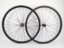 29ER Asymmetry MTB AM/XC hookless carbon wheels 30mm width 24mm depth mountain bike super light carbon wheelset