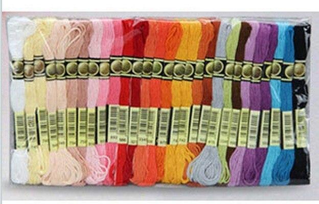 Choose Your Needed Colors 447 pieces Similar DMC Floss Embroidery Floss Yarn Thread