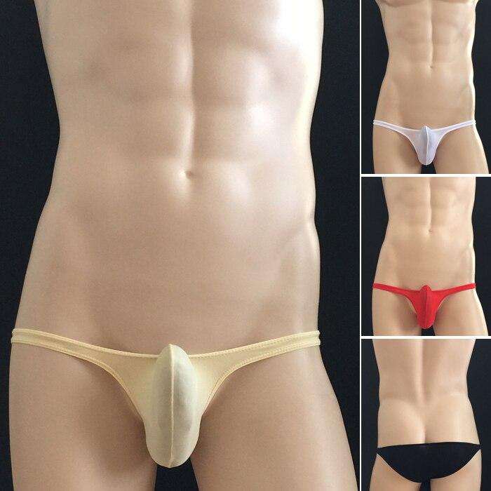 30590 Ultra-low-taillierte Herren Sexy Unterwäsche Nahtlose Dünne Nylong Penis Pouch Herren Sexy Unterwäsche Transparent G- Saiten So Effektiv Wie Eine Fee
