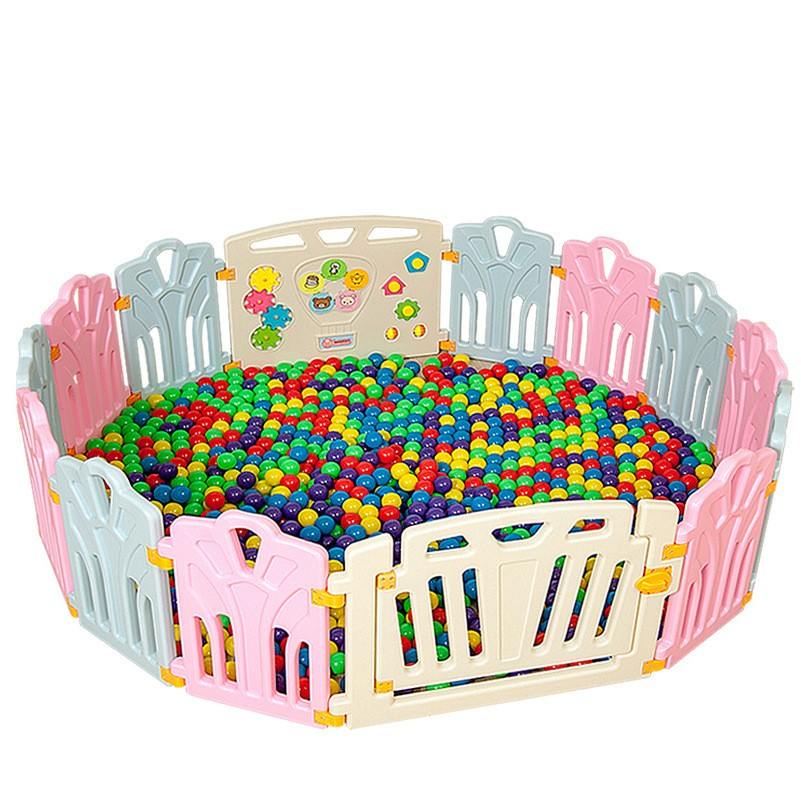 Children Kids Play Fence Baby Toddler Activity Gear Environmental Protection Game Fence Baby Playpens baby game playpens children s game fence baby crawling safe toddler fence baby kids safety protection care playpen pph 1