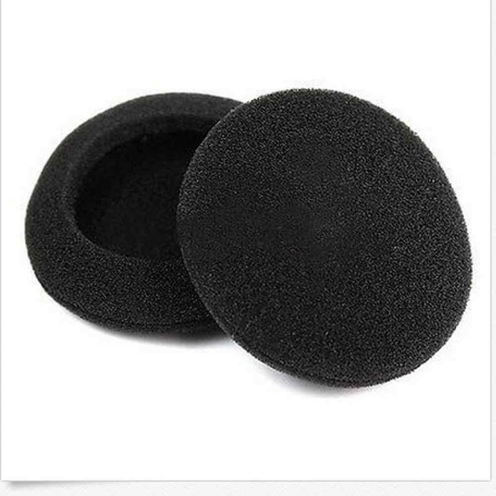 10 шт. 50 мм Пена Замена подушечки для наушников Чехлы для Наушники хранения