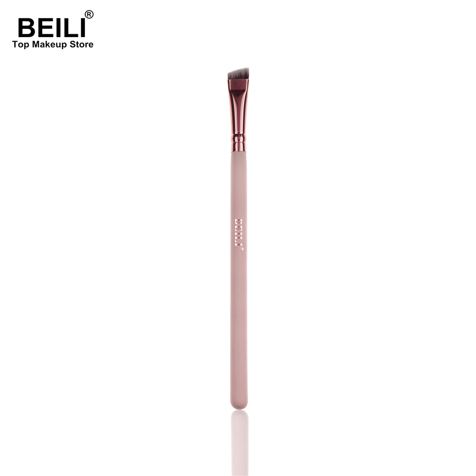 2017 BEILI 322# Professional Luxury Rose Golden Eye Shadow Eyebrow Makeup Brush
