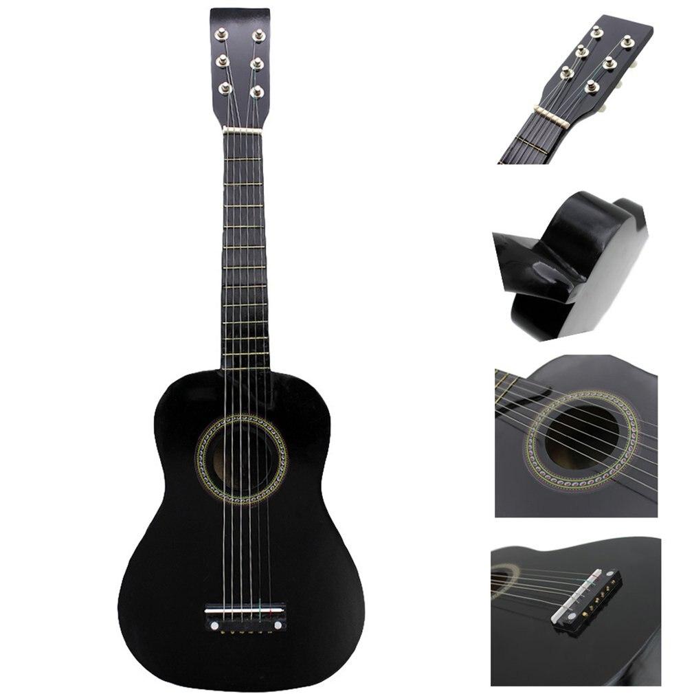 Intelligent Leichte 21 Zoll Sopran Ukulele Uke Hawaii Gitarre Sapele 6 Saiten Holz Ukulele Musical Instruments