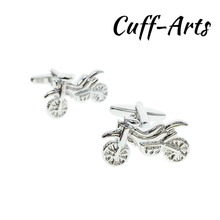 Cufflinks for Men Motorcycle Mens Cuff Jewelery Gifts Vintage by Cuffarts C10306