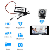 New 1080P Mini Wifi Wireless Camera HD 2MP Wifi P2P 128G TF Card Slot Video Sound