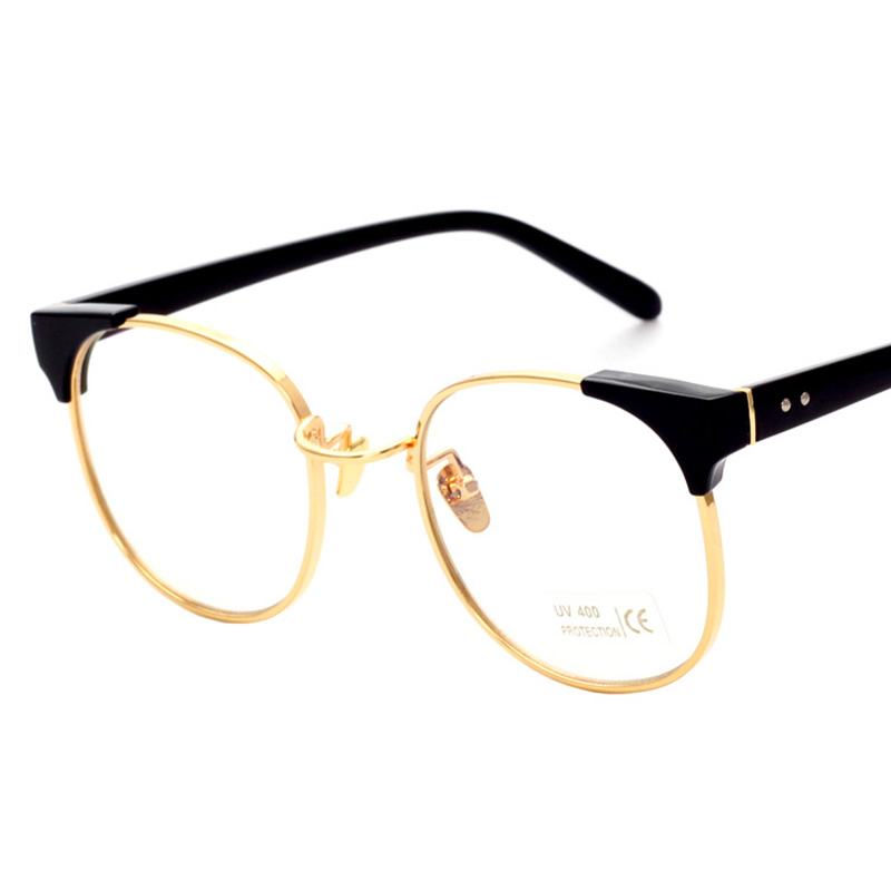 Fashion Halb rahmen Lesebrille für Männer Frauen Leser Kleinen ultraleichte Brillen Hyperopie Harz Gläser KAM001-020