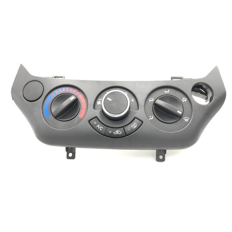9017452 Klimaanlage Heizung Klima Panel Schalter Taste Für Chevrolet Lova Aveo Opel 1 Pc