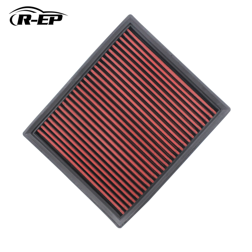 R EP Replacement Air Filter For AUDI A4 A6 S4 S6 RS4 ALLROAD QUATTRO OEM 1K0129620F