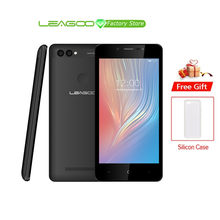 "LEAGOO POWER 2 Handy 5.0 ""HD IPS RAM 2GB ROM 16GB Android 8,1 MT6580A Quad Core dual Kamera Hinten Fingerprint 3G Smartphone(China)"