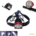 VICMAX Waterproof 8T6 Bike Light Cycling Headlight 8xXM-L T6 12000 Lumen LED Bicycle Mountain Bike Lights Headlamp Luz Bicicleta