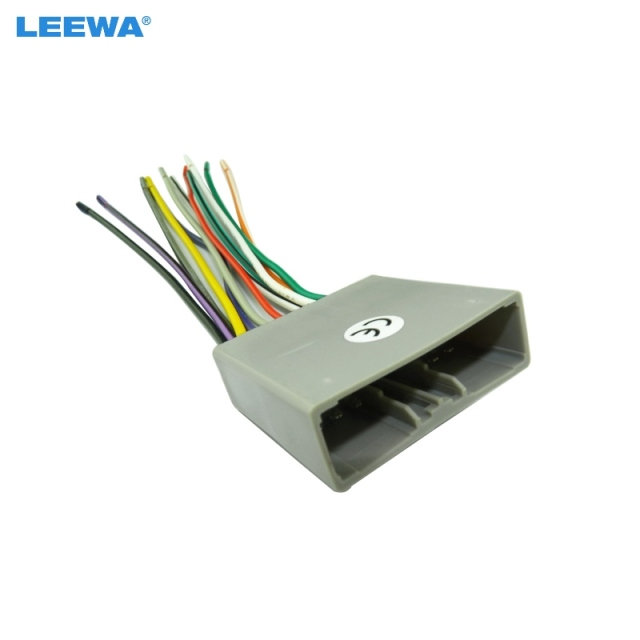 10pcs Car CD Player Radio Audio Stereo Wiring Harness Adapter Plug for Honda 06 08 Civic_640x640 10pcs car cd player radio audio stereo wiring harness adapter plug Trailer Wiring Harness Adapter at soozxer.org