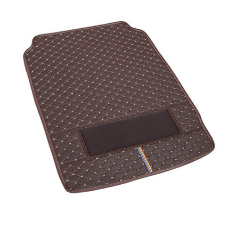 No Odor Waterproof Boot Carpet Durable Non Slip Custom Car Trunk Mats for Land Rover Range Rover Freelander 2 Defender Velar