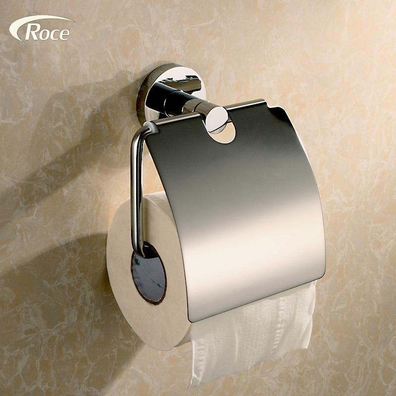 Export bathroom hardware hanging towel rack toilet paper dispenser ...