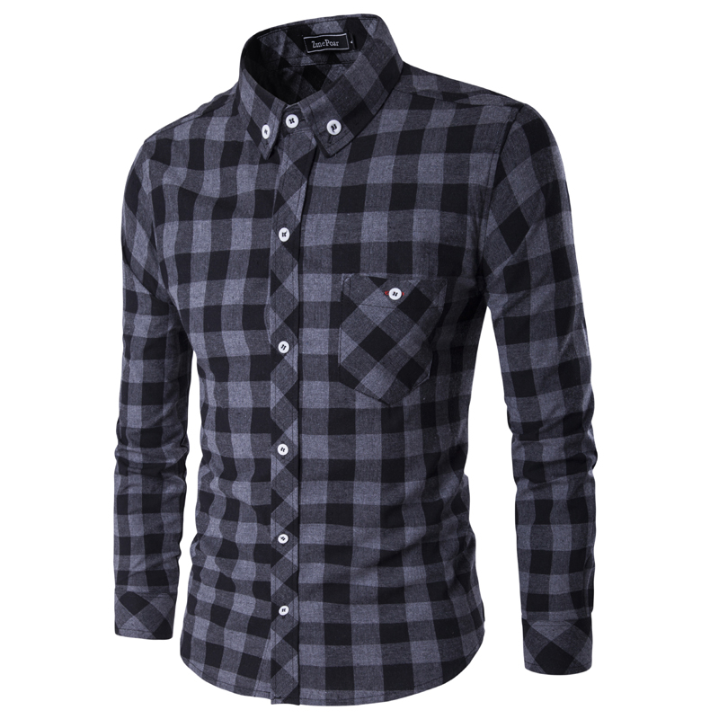 Popular Mens Button Down-Buy Cheap Mens Button Down lots from ...