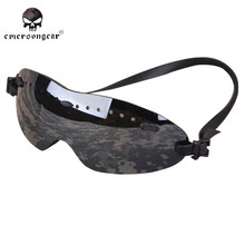 Emerson Airsoft Tactical Windproof BOOGIE Regulator Goggles Motorcycle Cycling Glasses Sports Eyewear Helmet Accessories EM6477