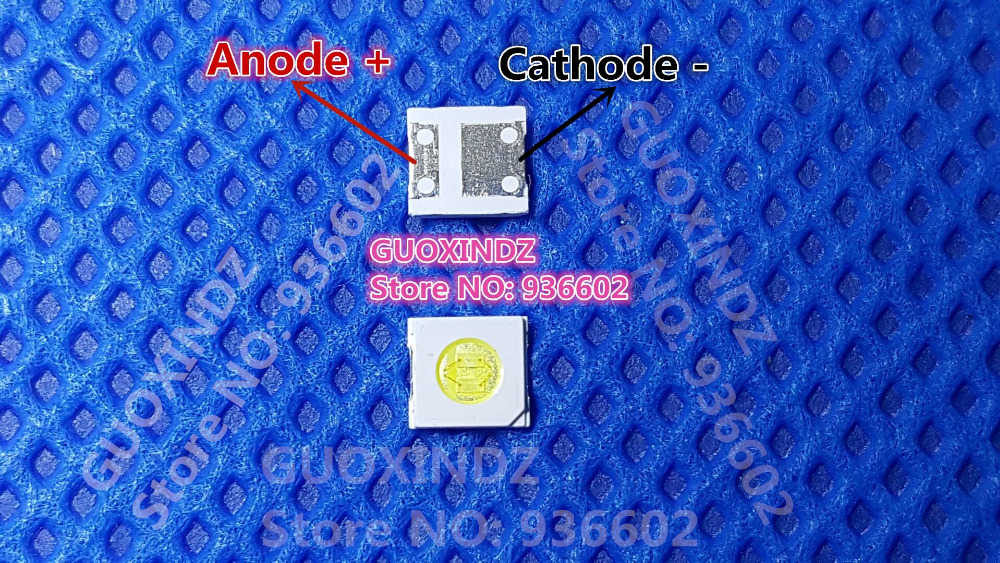Back To Search Resultselectronic Components & Supplies Aot Led Backlight High Power Led 1.5w 3v 3030 94lm Cool White Lcd Backlight For Tv Tv Application Emc 3030c-w3c3