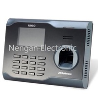 ZK U160 Fingerprint Time Attendance WIFI TCP/IP Fingerprint Time Clock Employee Attendance Terminal