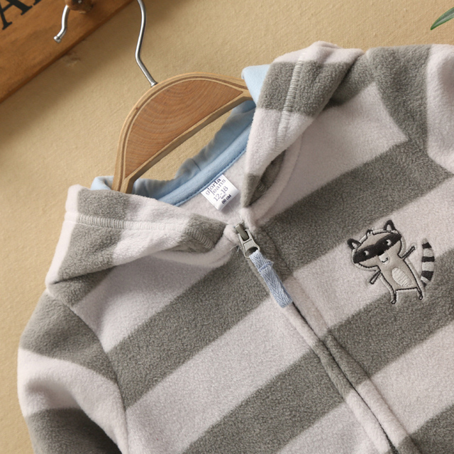 New Arrival 2017 Autumn Brand Baby's Jackets Hooded Coats clothing