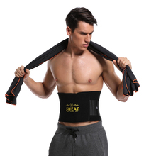 Women and Men Hot Shapers Neoprene Belt Slimming Cincher Tummy Control Waist Trainers Fat Burning Body