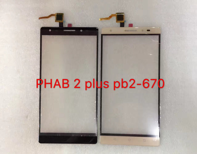 6.5inch Touch Screen Panel Digitizer Accessories For Lenovo Phab2 Plus Smartphone Free Shipping+Track Number