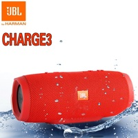 New Original JBL Charge3 IPX7 WaterProof Mini Portable Bluetooth Speaker With Power Bank Pk Charge 2