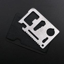 11 in 1 stainless steel credit card wallet tool survival pocket tool tactical multitool card multi.jpg 250x250