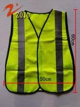 Reflective Vest Factory Direct Sale Brand Zojo High Brightness Safety Vest Unisex Clothing Outdoor Cycling Size 60*50cm V110