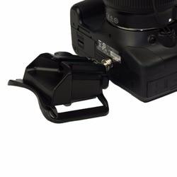 2pcs DSLR Camera Hard Plastic waist belt buckle button  camera hanger Belt Clip  Mount Holster Holder fast loading free shipping 5