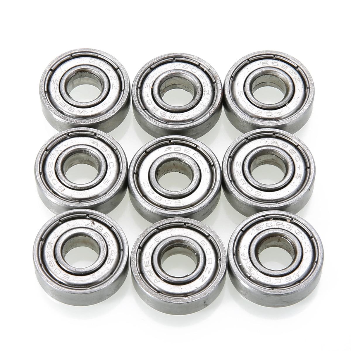 "10 pcs - 8mm 0.3150/"" Inch Chrome Steel Loose Bearing Balls Bearings Ball"
