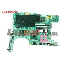 original dv9000 laptop motherboard pn 447983-001