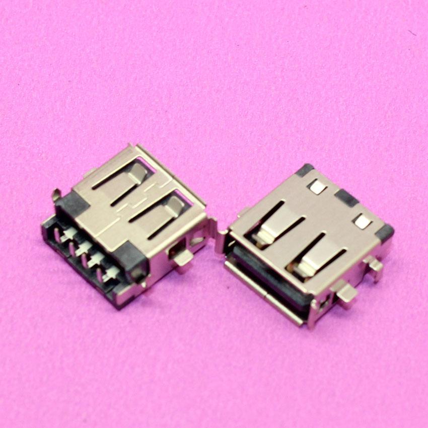 2.0 USB Jack Socket Connector For Asus G73 G73JH G73JF G73JW G73SW UL30 UL30V UL30VT U32U UL20FT UL20A USB Female Port