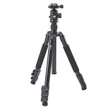 SIRUI ET2004 K20X Professional Tripod Ball Head Set Aluminum Reflexed Stable Tripod High Performance For Canon